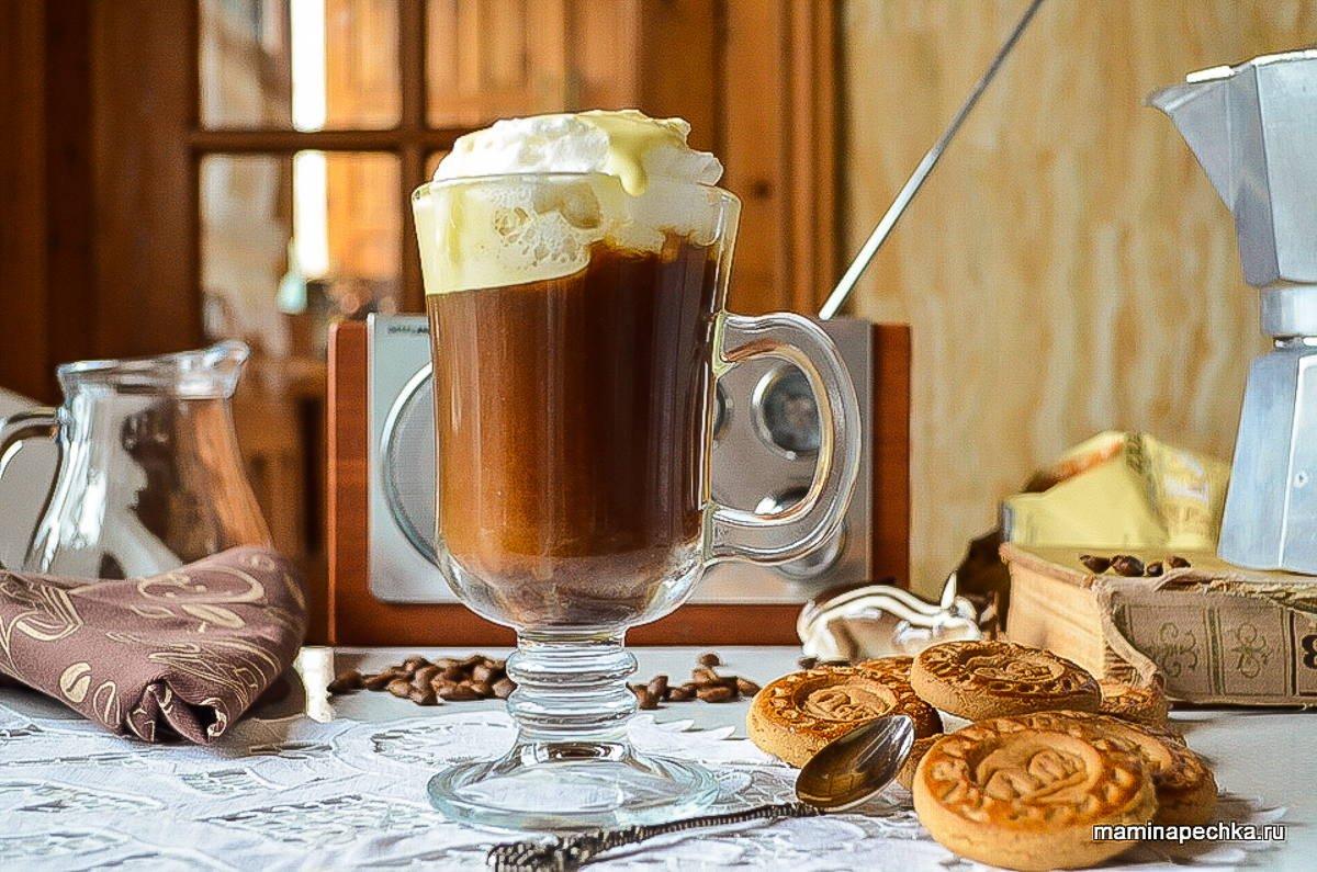 Кофе с яичной пеной