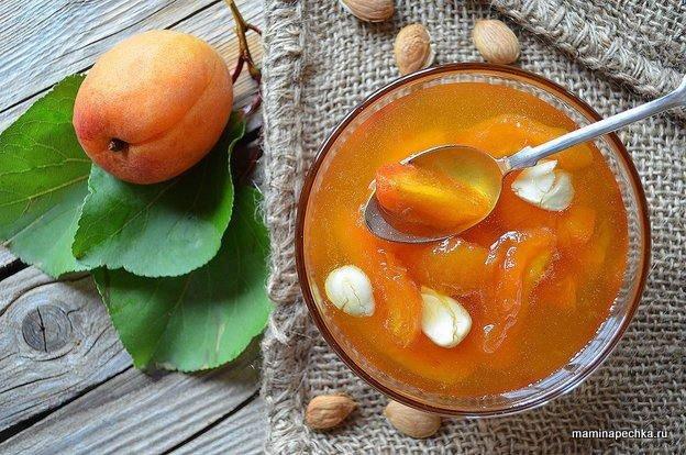 абрикосовое варенье мамин рецепт