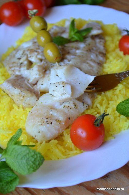 филе трески в духовке рецепты с яйцом