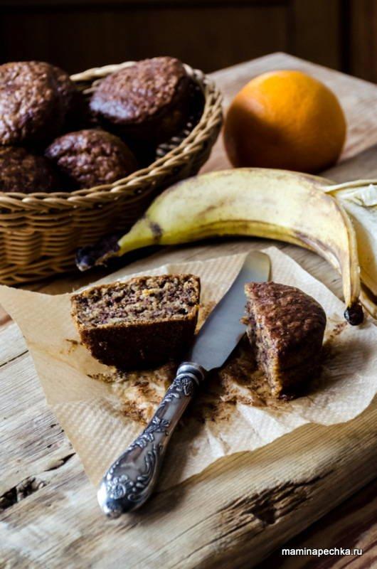 салат с бананом и апельсином рецепт