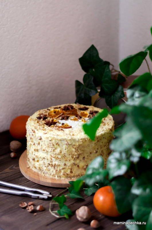 Бабушкин торт