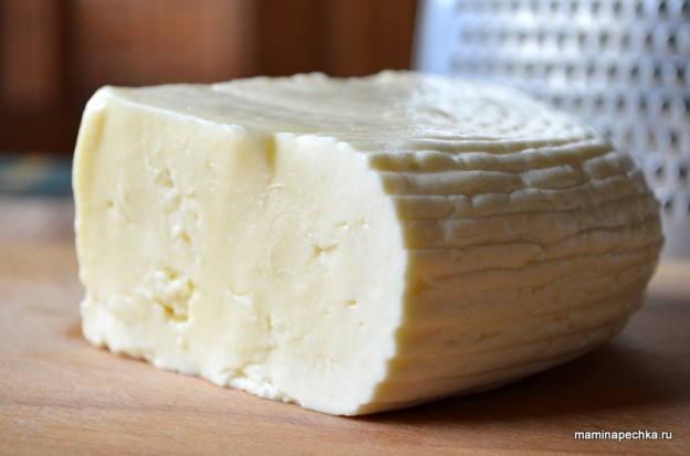 молодой сыр