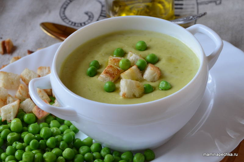 суп из сухого гороха рецепт с фото