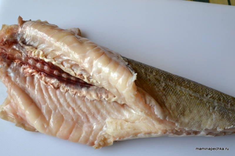 Рыба в маринаде рецепт пошаговый