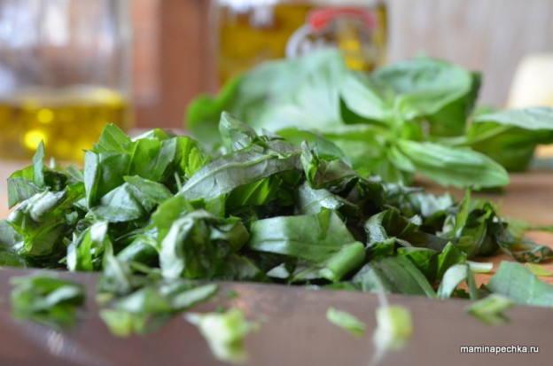 Пошаговый фото-рецепт приготовления: