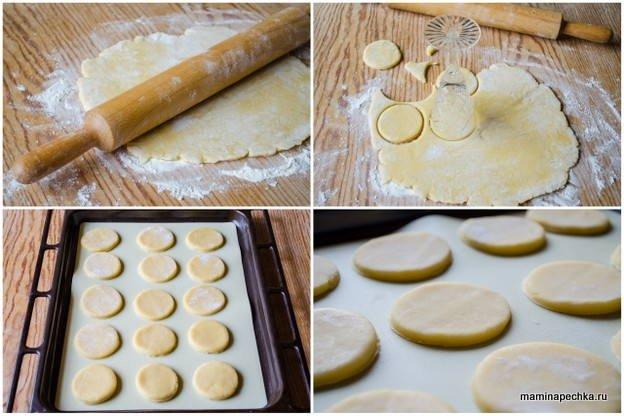 Разделка печенья