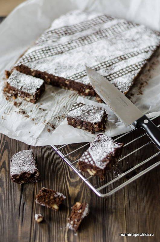 Брауни — классический рецепт