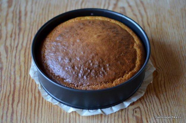 торт из тыквы